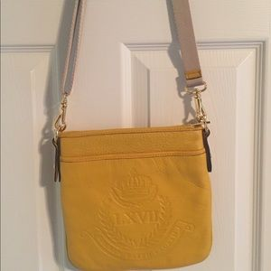 Ralph Lauren Sunflower cross body bag